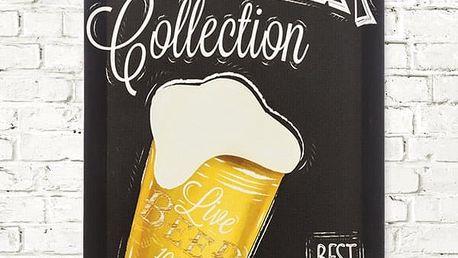 Obraz na Plátně Zátiší s Pivem