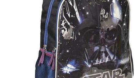Školní batoh s LED Star Wars 945