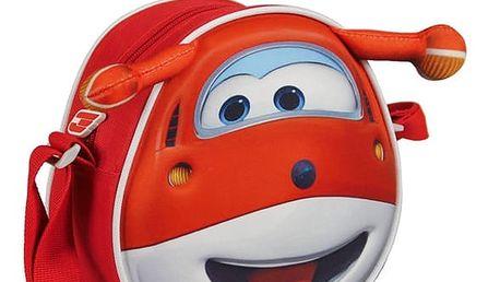 3D Taška přes Rameno Super Wings