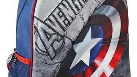 Školní batoh 3D The Avengers 071