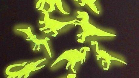 Svítící Dinosauři