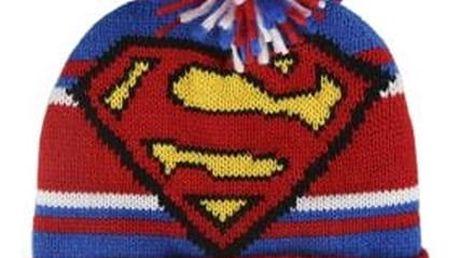 Čepice pro děti Superman 256