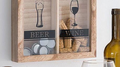 Rámeček na Víčka Beer + Wine Wagon Trend