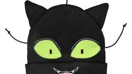 Čepice pro děti s ochranou uší Lady Bug 090