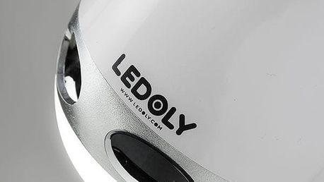 Barevná LED Žárovka s Bluetooth a Reproduktorem Ledoly C2000