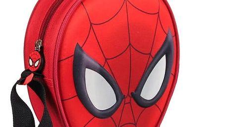 3D Taška přes Rameno Spiderman