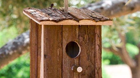 Ptačí Budka Trunk Pet Prior