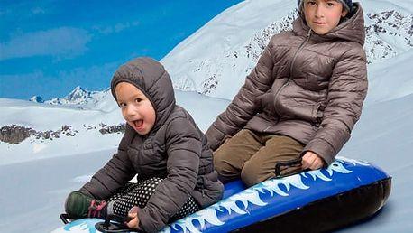 Dvoumístný Nafukovací Kluzák na Sníh Led