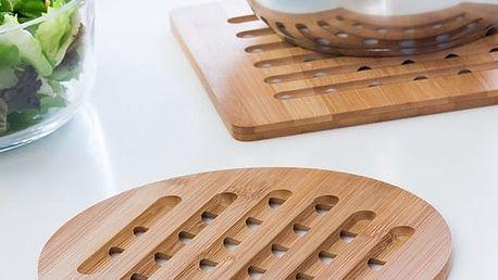 Bambusová Podložka pod Hrnec TakeTokio