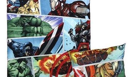 Deka a polštář The Avengers 792