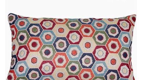 Polštářek Šestiúhelníkový 50 x 30 cm - Sweet Dreams Kolekce by Loom In Bloom