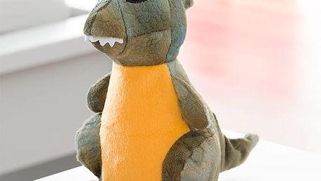 Plyšový Dinosaurus s Diktafonem a Audio Přehrávačem Junior Knows