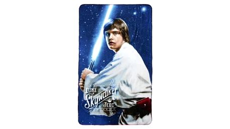 Flaušová deka Star Wars 563