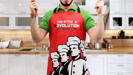 Zástěra Revolution
