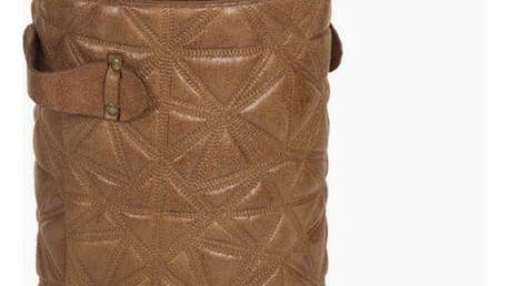 Hnědý odpadkový koš by Homania