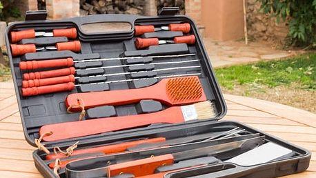BBQ Master Tools Souprava na Grilování 18 dílů