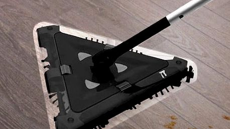 Trojúhelníkový Elektrický Mop 360 Sweep