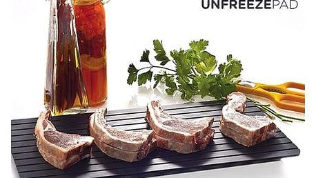 Tác na Rozmrazování Potravin Unfreeze Pad