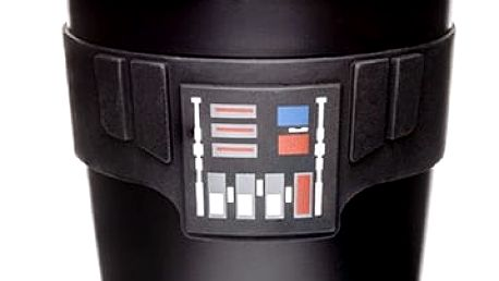 KeepCup černý hrnek Star Wars Darth Vader Medium