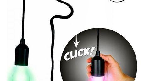 Barevné Stropní LED Světlo Retro