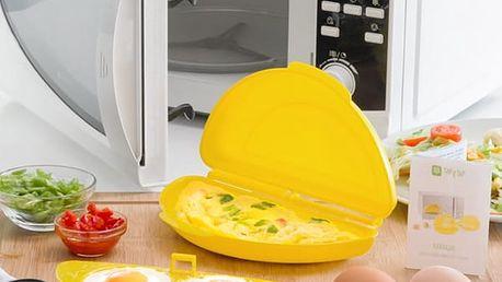 Pomůcka na Přípravu Tortill do Mikrovlnné Trouby Tap It Tap