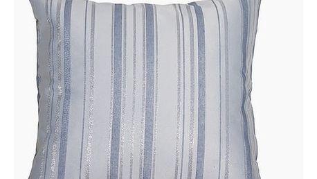 Modrý polštářek belinda by Loom In Bloom