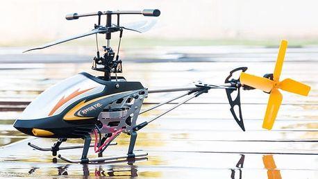 Helikoptéra na Dálkové Ovládání Fénix