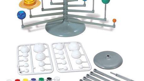 Hra s Planetami Sluneční Soustava Junior Knows