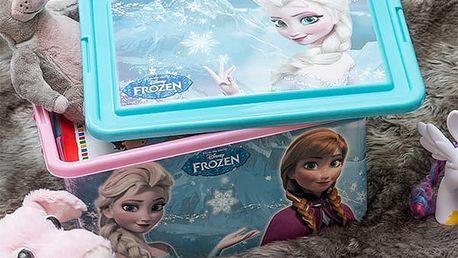 Box na Hračky Ledové Království 45 x 32 cm