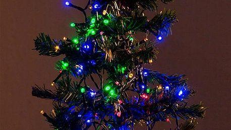 Barevné Vánoční Osvětlení 400 LED