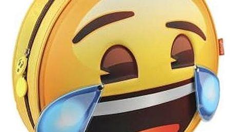 Školní batoh 3D Emoji 345