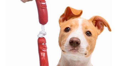 Provaz s Buřty pro Psy Pet Prior
