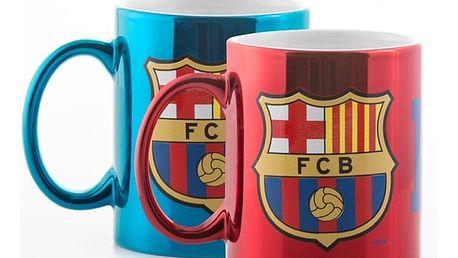 Pokovený Hrnek FC Barcelona