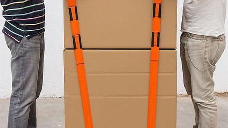 Stěhovací Popruhy Lifting Straps