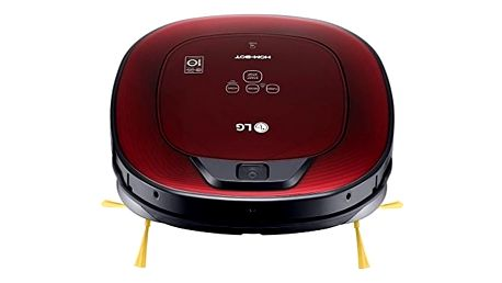 Robotický vysavač LG VSR8600RR Serie 8 Hombot Turbo A 0,6 L 60 dB 58W Červený