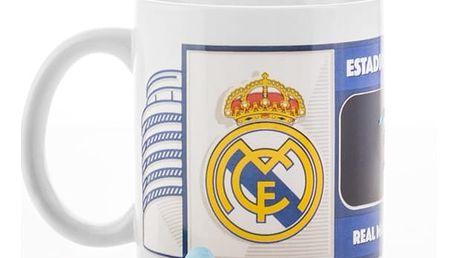 Popisovací Hrnek Real Madrid CF