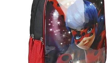 Školní batoh s LED Lady Bug 921