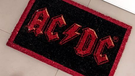 Rohožka AC/DC