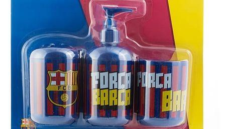 Koupelnové Doplňky FC Barcelona 3 kusy