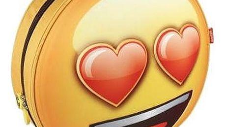Školní batoh 3D Emoji 352