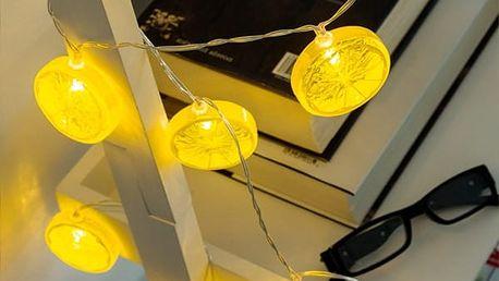 LED Řetěz Citrony Th3 Party 10 LED