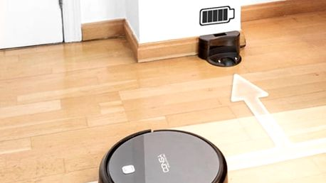 Robotický Vysavač s Mopem a Vodní Nádrží Cecoclean Excellence 5042