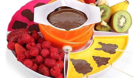 Čokoládové fondue Tristar CF1604