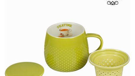 Čajová sada tea time - Kitchens Deco Kolekce by Bravissima Kitchen