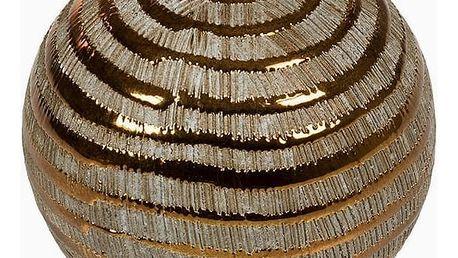 Dekorativní koule Keramický Zlatá - New York Kolekce by Bravissima Kitchen