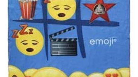 Flaušová deka Emoji 624