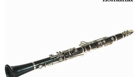 Kovový model klarinetu by Homania