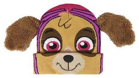 Čepice pro děti s ochranou uší The Paw Patrol 676