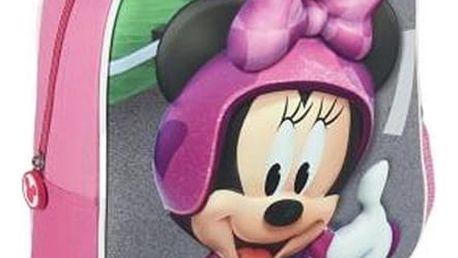 Školní batoh 3D Mickey Mouse 338