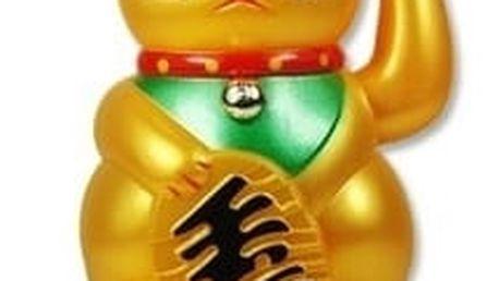 Kočka štěstí Maneki Neko
